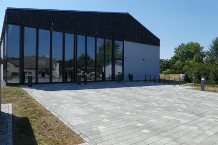 Feuerwehrgebäude Merzdorf