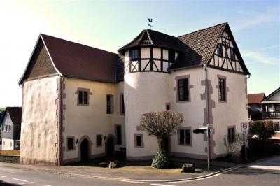 Burg Moritzstein Wenings