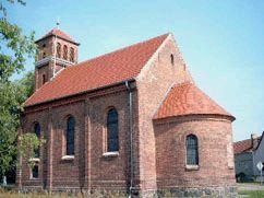 Kirche in Mützdorf