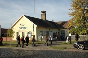 Besuchermagnet: Storchenschmiede Linum