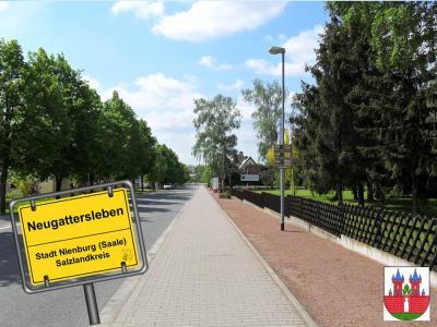 Ortsteil Neugattersleben