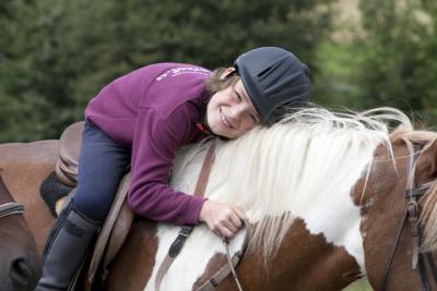 Das Glück der Erde liegt auf dem Rücken der Pferde!