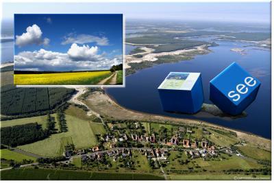 Gemeinde Neu-Seeland (Fotos: Hegewald / LMBV)