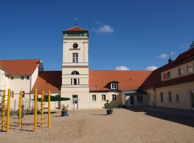 © Foto: N. Lamprecht – Grundschule Groß Machnow
