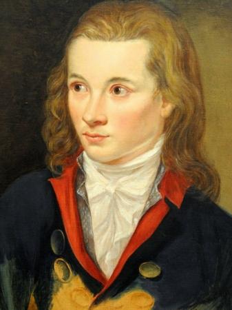 Friedrich v. Hardenberg - genannt Novalis