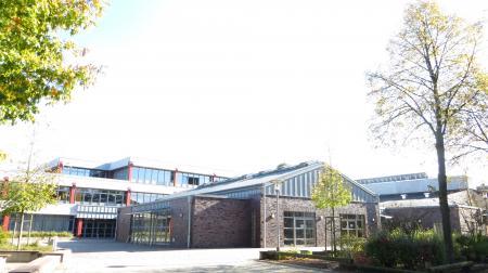Oberschule Wiefelstede - Ansicht Mensa