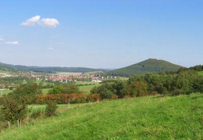 Ansicht Kieselbach, Foto: Horst Mey