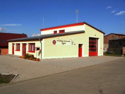 Feuerwehrgerätehaus Sylda  Am Friedhofe