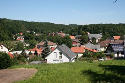 Blick auf den Ortsteil Hirzenhain