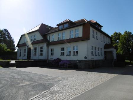 Sporthalle Wehrsdorf