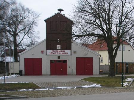Ortswehr Stolzenhagen, Foto: Gemeinde Wandlitz