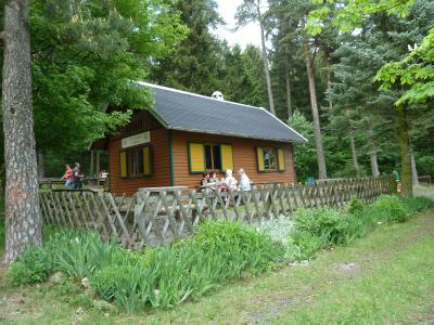 Die Neubrunner Hütte
