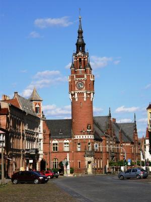 Die Tourist-Information befindet sich im Rathaus der Stadt Dahme/Mark