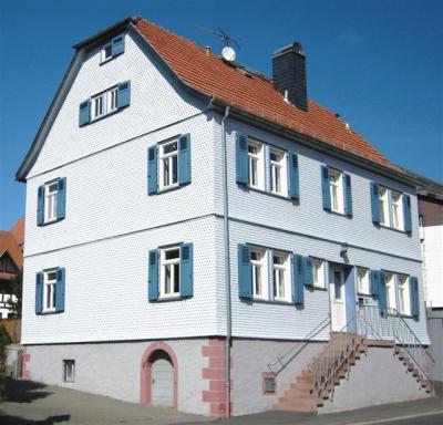 Evangelisches Pfarrhaus Wenings