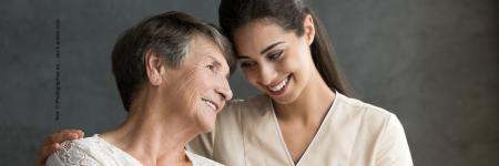 Polnische Pflegekräfte freundlich und zuverlässig. Im Einsatz bei Ihnen zu Hause.
