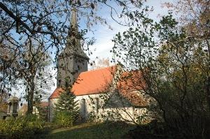 Kirche von Protzen