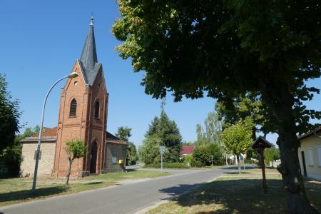 Kirche Radeland