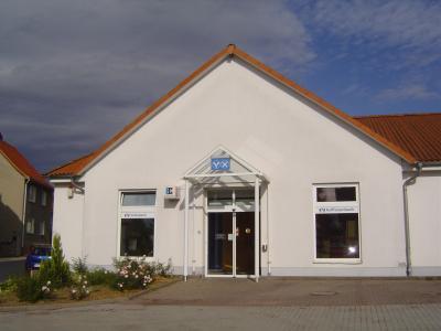 Volks- und Raiffeisenbank in Mihla