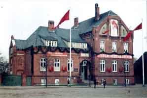 Sitz der SED-Kreisleitung 1957, Quelle: Amt