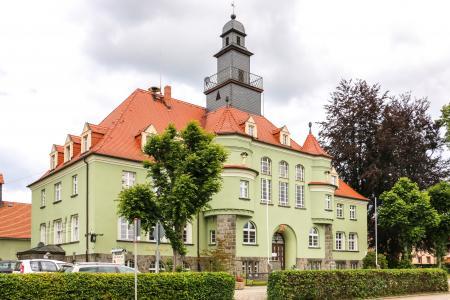 Rathaus Foto: Sandi Wermes
