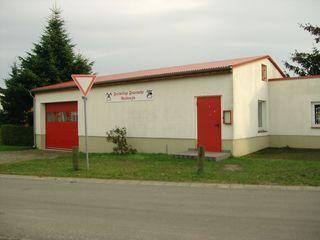 Gerätehaus mit Schulungsraum