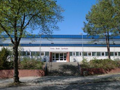 © Foto: K. Schulze – Erwin-Benke-Sporthalle