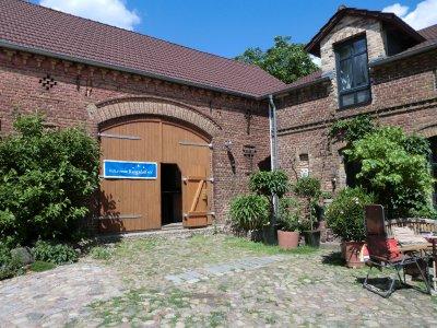 © Foto: K. Schulze – Kulturscheune Rangsdorf