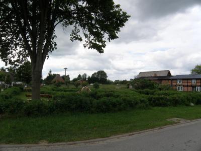 Zahren - Rosengarten
