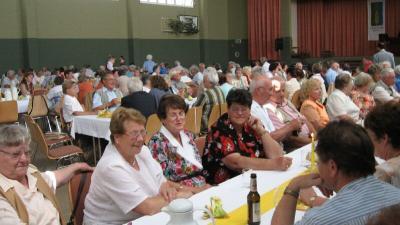 Aktive Vereinsarbeit in den Gemeinden