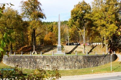 Obelisk von Mägdesprung
