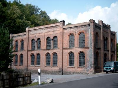 Neue Maschinenfabrik, Aufnahme 2002