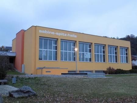 Sabine-Spitz-Halle Niederhopf