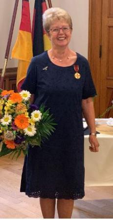 Sabine Block / Kreisverbandsvorsitzende