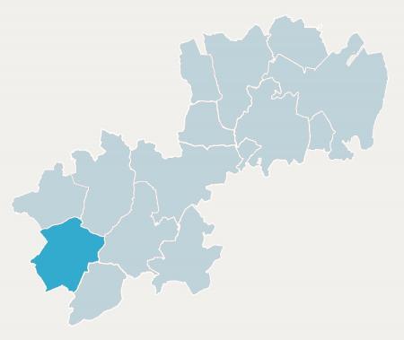 Die Gemeinde Schildetal ging 2009 aus der Fusion der Gemeinden Badow und Renzow hervor