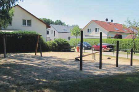 Schönwalde Spielplatz Am Birkenwald, Foto: Gemeinde Wandlitz