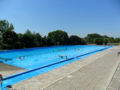 Die aktuelle Wassertemperatur beträgt 24,6 °C.