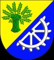 Das Wappen der Gemeinde Selk