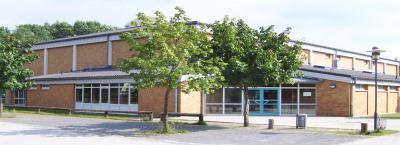 Sporthalle Baruth/Mark, gebaut 1995