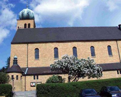 St. Barbara Kirche Bodenwöhr