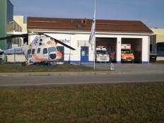 Rettungswache Hutthurm, Kringeller Straße 75