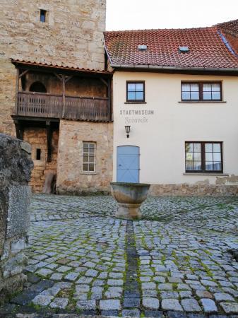 Stadtmuseum an der Fronveste