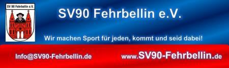 Logo Sv90 Fehrbellin e.V.
