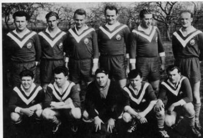Ein unschlagbares Team SV Eintracht Frömmstedt