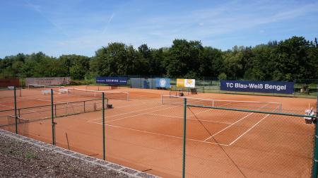 Tennisplatz Bengel ©SonjaMüller
