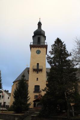 Kirche Thum