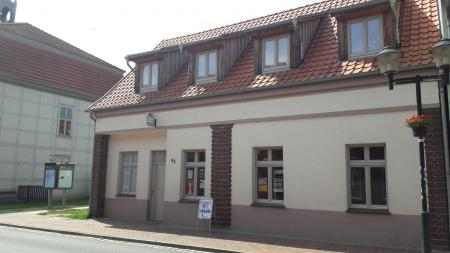 Touristinformation + Regionalbüro Zukunftskonzept / 19399 Goldberg, Lange Straße 63