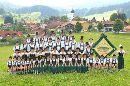 Trachten- und Heimatverein D`Ibergler e.V.