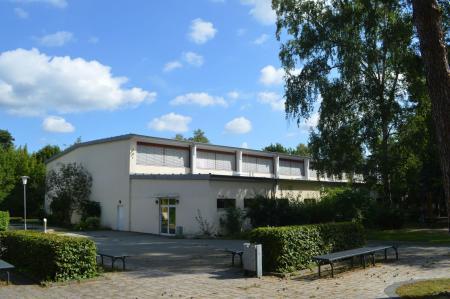 Sporthalle Lise-Meitner-Gymnasium