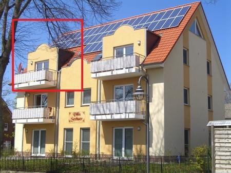 Ferienwohnung ERIC in der Villa Seebaer in Rerik