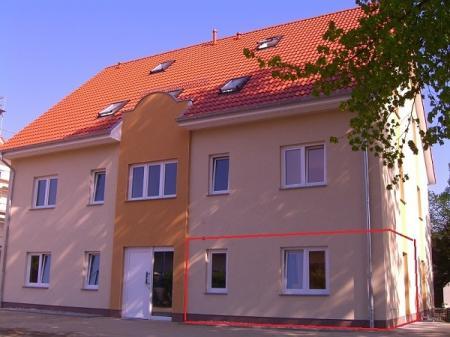 Ferienwohnung MUSCHEL in der Villa Seebaer in Rerik